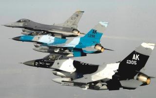 الصورة: أميركا ترفض إنشاء مصنع لقطع غيار طائرات حربية في قطر