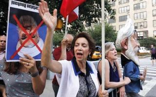 الصورة: «أميركان ثينكرز» يتهم «هيومن رايتس» بمحاباة قطر وإيران