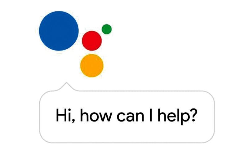 الصورة: «غوغل» تتيح مساعدها الرقمي لتلفاز «أندرويد»
