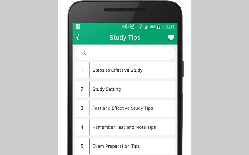 Study Tips.. لتطوير مهارات الاستذكار
