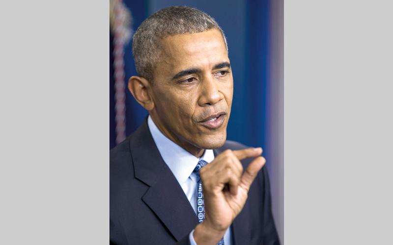 إدارة أوباما حاولت إيهام العالم بأن إيران ملتزمة بالاتفاق النووي. ي.ب.أ