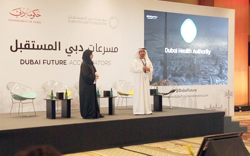 الصورة: «صحة دبي» تقدم خدمات طبية وفـق أرقى الأساليب والوسائل الذكية