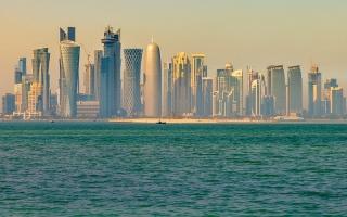 الصورة: الاقتصاد القطري خسر ربع الناتج المحلي منذ المقاطعة