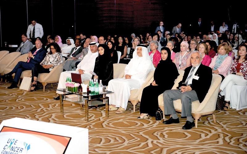 المؤتمر يكسب الأطباء المشاركين الخبرات العالمية في التعامل مع الأورام. من المصدر
