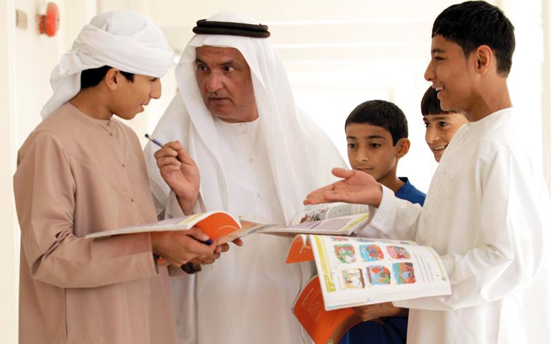 التعليم.. صمّام الأمان للمجتمعات المتطورة. الإمارات اليوم
