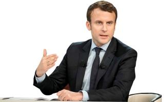 الصورة: جدل في فرنسا بعد استخدام ماكرون عبارة شعبية منفرة