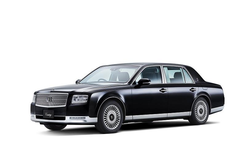 تويوتا  تكشف ن الجيل الثالث من سيارتها السيدان الفارهة  سنشري  - الإمارات اليوم