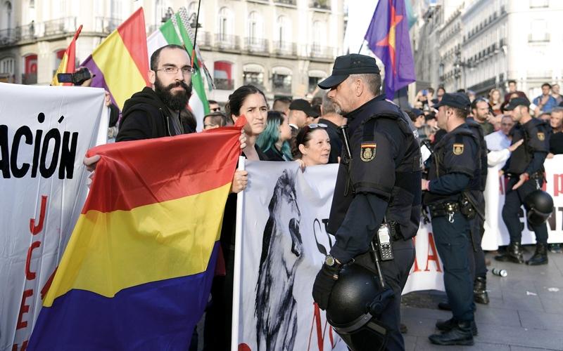 الصورة: الكتالونيون والأكراد يكتشفون الحقيقة الصعبة للانفصال
