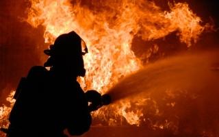 الصورة: مصرع 10 نساء في حريق بدار لرعاية المسنين في تشيلي