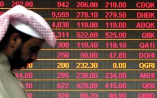 الصورة: مديرو صناديق الشرق الأوسط يتبنون نظرة سلبية  تجاه الأسهم القطرية