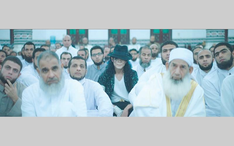 «الشيخ جاكسون» يمثّل مصر في «الأوسكار» لأفضل فيلم أجنبي غير ناطق بالإنجليزية.  أرشيفية