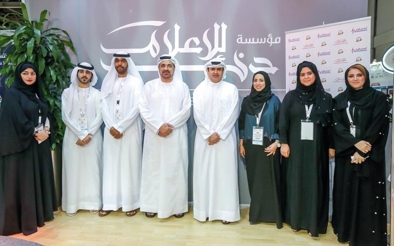الصورة: «دبي للإعلام» و«الإسعاف» توقّعان مذكرة تعاون