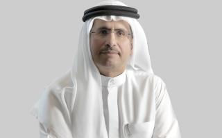 الصورة: هيئة كهرباء ومياه دبي تشارك في «تحدي دبي للياقة البدنية»