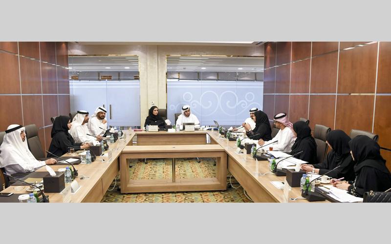 اللجنة حدّدت 5 محاور لمناقشة بناء الأسرة. من المصدر
