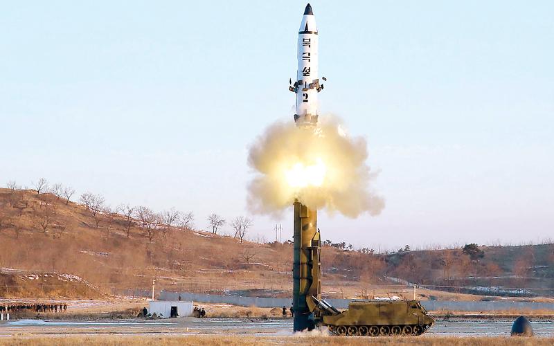 أزمة شبه الجزيرة الكورية تهــدد بتبديد «الحلم الصيني»