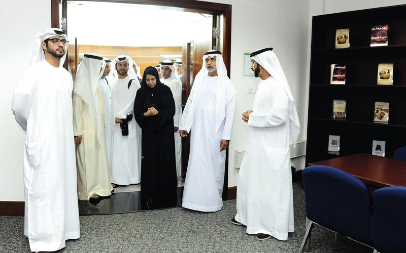 جامعة أبوظبي تفتتح فرعاً جديداً في مجمع دبي للمعرفة