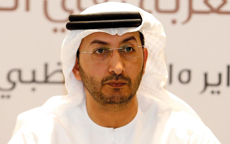 عبد الله آل صالح : الإمارات تستهدف نمو الناتج المحلي غير النفطي بنسبة 5% بحلول 2021.