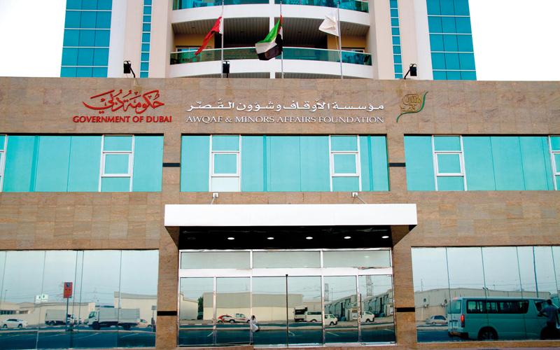 مبادرة المؤسسة لمساعدة المرضى جاءت إثر نشر «الإمارات اليوم» قصة معاناتهم. الإمارات اليوم