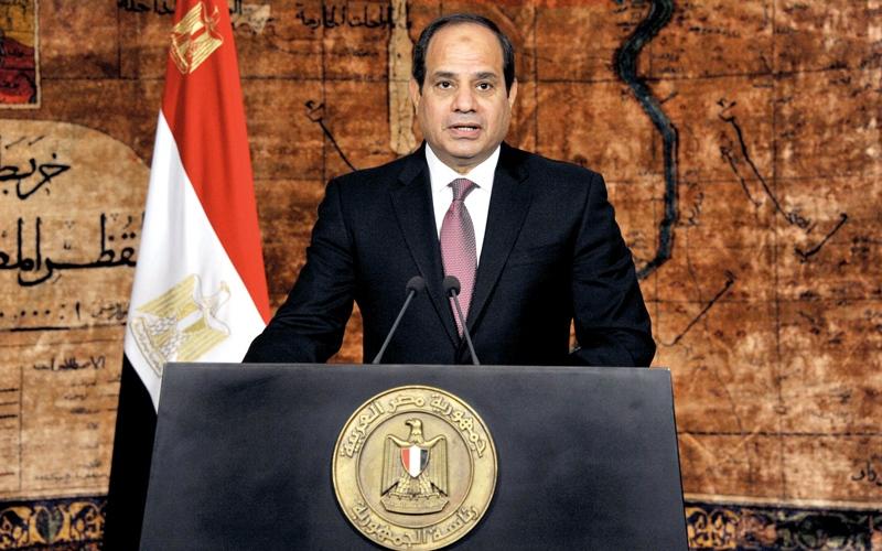 الصورة: السيسي: 150 مليار جنيه حجم الإنفاق على مشروعات  تنموية في سيناء والمحافظات المجاورة