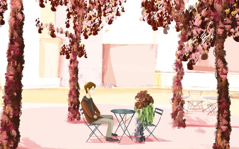 فيلم «اللحظة».