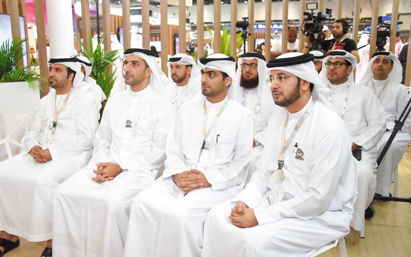 التطبيق يسهّل عمل المفتش ويسرّع إنجاز طلبات صيانة المساجد.  من المصدر