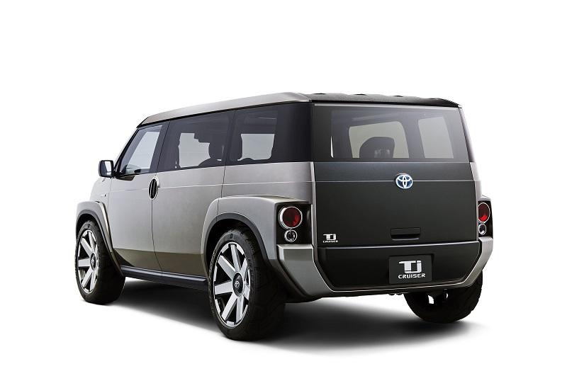 """تعرف إلى """"Tj Cruiser"""" السيارة الاختبارية الجديدة من تويوتا"""