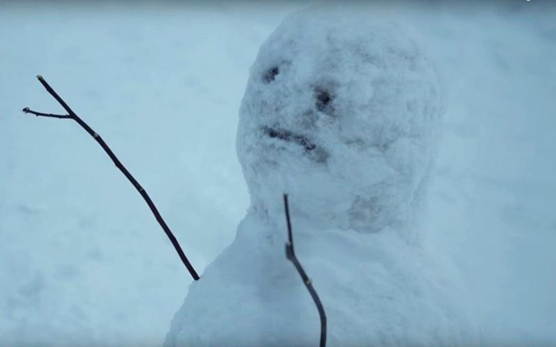 «رجل الثلج» يموت في صقيع النرويج