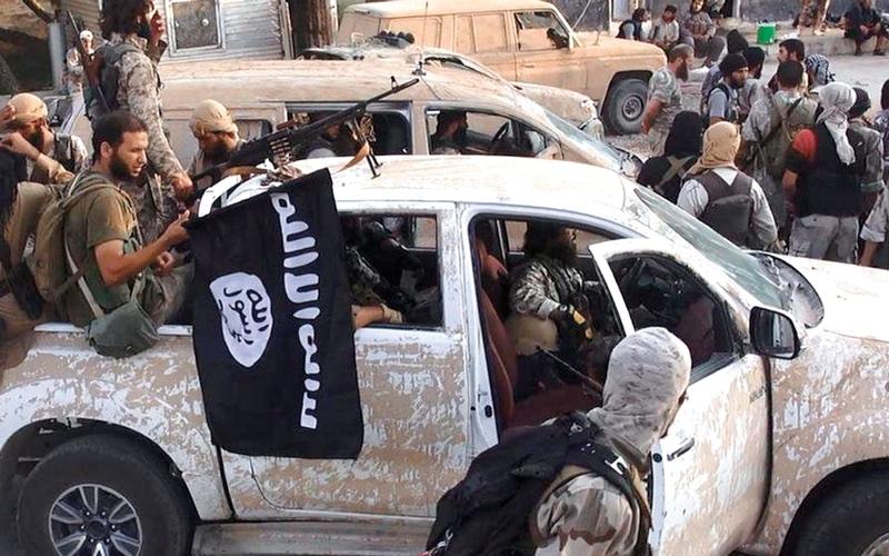 الصورة: الإرهابيون يخترقون جيوش الدول الغربية