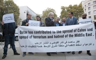الصورة: «فورين بوليسي»: فاعلية المقـــــاطعة العربية أطاحت مرشح قطر من «اليونســــكو»