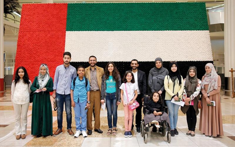 الصورة: 200 من أبطال «تحدي القراءة العربي» يصلون إلى دبي.. ويحلمون باللقب