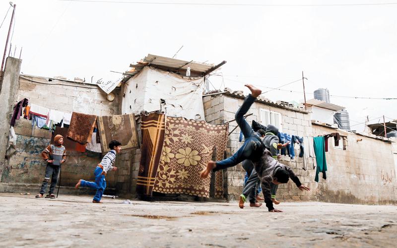 حالة اقتصادية وإنسانية مُزرية في قطاع غزة. أرشيفية