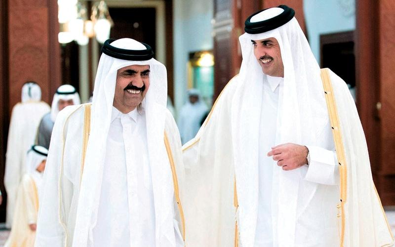 الصورة: تجميد أرصـدة عبــدالله آل ثــانـــي.. محاولة يائسة لعرقلة اجتماع عقلاء قطر