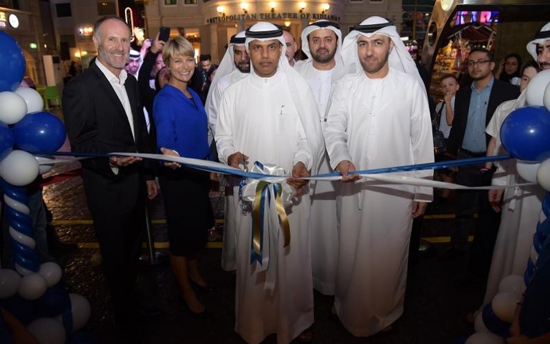 الصورة: جمارك دبي تطلق أول لعبة افتراضية لحماية حقوق الملكية الفكرية