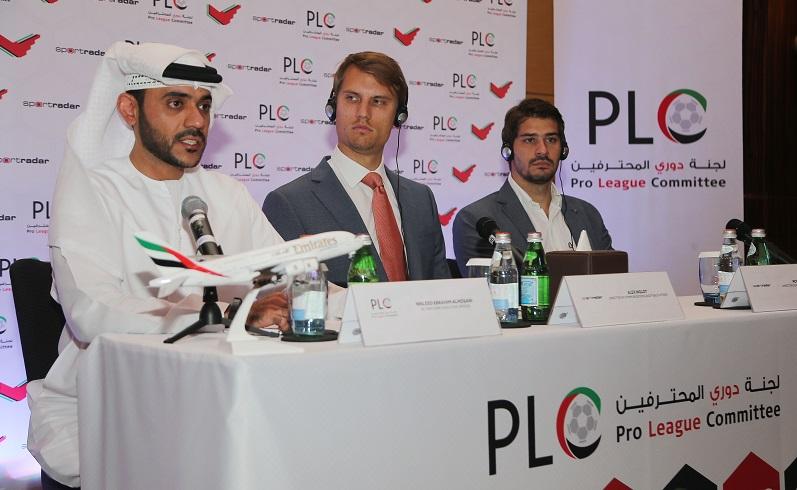 المحترفين تبرم اتفاقية شراكة مع  سبورتس رادار  العالمية - الإمارات اليوم