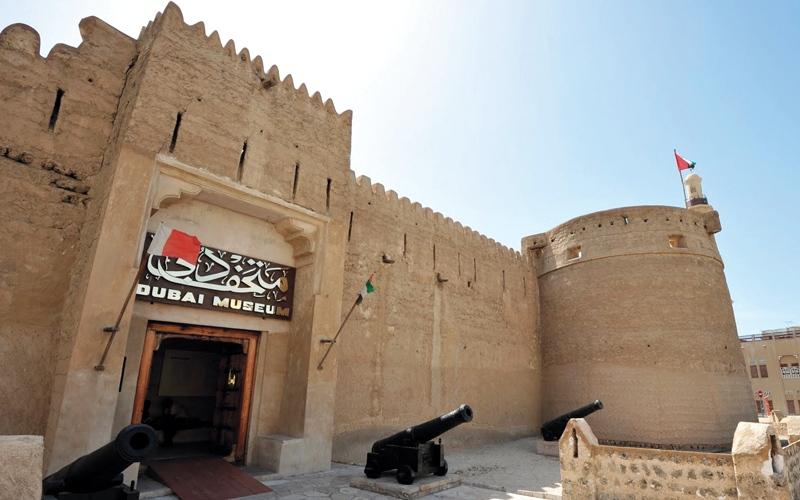 الصورة: متاحف دبي.. تاريخ يستحضر عشق الإماراتيين للخيل والإبل والصقور