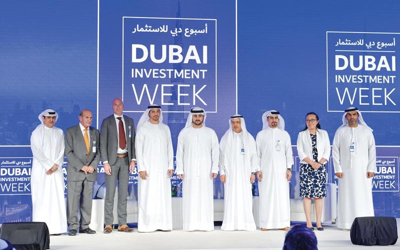 الصورة: 11 مليار درهم استثمارات أجنبية مباشرة في دبي خلال النصف الأول من 2017