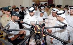 الصورة: ملتقى يعرض تقنيات وتطورات قطاع الطائرات بدون طيار