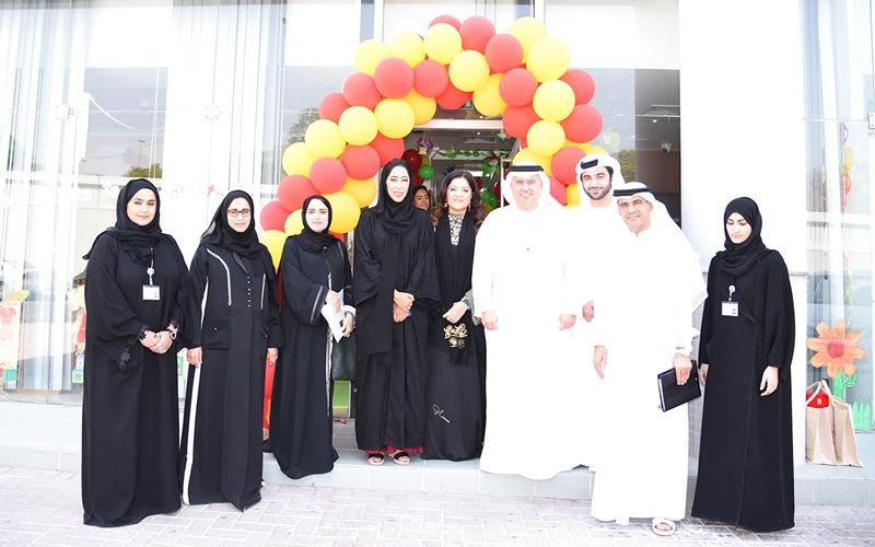 الصورة: منال بنت محمد: الإمارات قطعت شوطاً كبيراً في تمكين المرأة