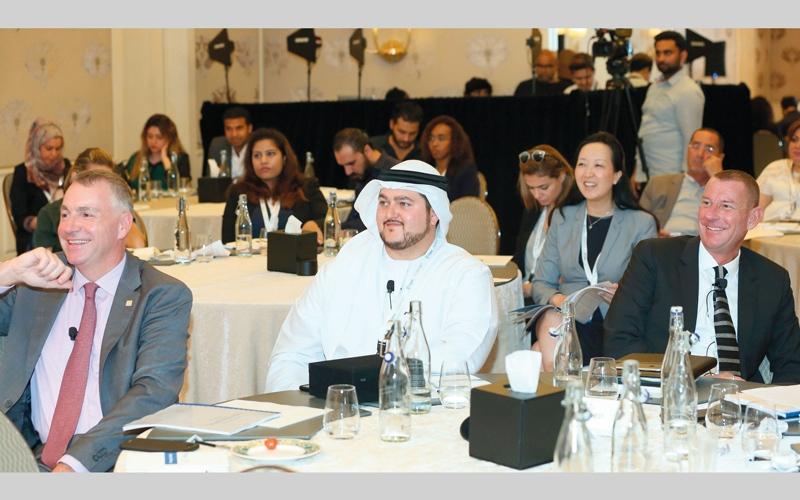 الصورة: 99 % من مقيمي دبي مشمولون بالتأمين الصحي