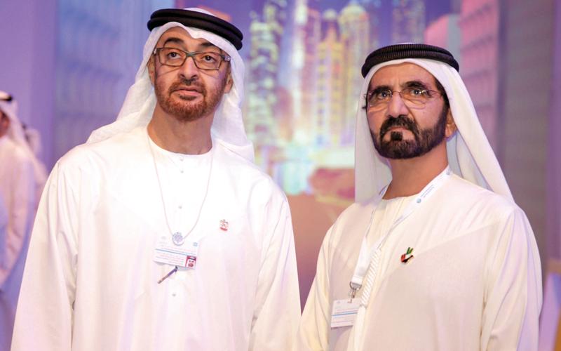 محمد بن راشد يطلق استراتيـجيـة الإمارات للذكاء الاصطناعي - الإمارات اليوم