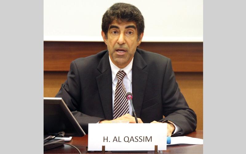 الصورة: حنيف القاسم: تصاعد العنف وانعدام الأمن في المنطقة العربية أدّيا إلى الفقر