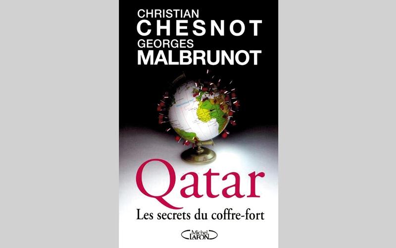 الصورة: «قطر.. سر الخزائن الحديدية» كتاب يكشف تاريخ اللعب القذر في المحافل الدولية