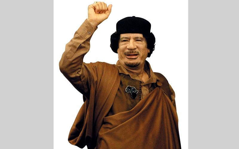 الصورة: عائلة القذافي تقاضي قطر بسبب الإرهاب وتمزيق ليبيا