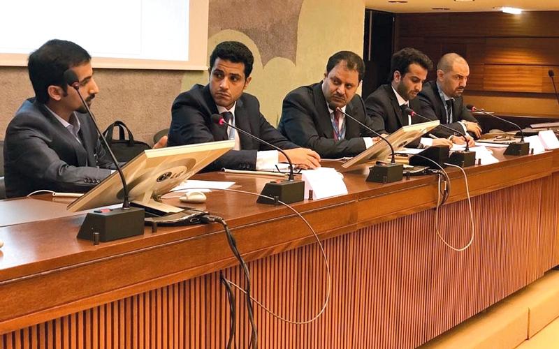 الصورة: «الفيدرالية العربية» تطالب الأمم  المتحدة بحماية المعارضة القطرية