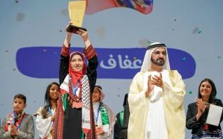 محمـد بن راشــد: نحن أقــويـاء بالعلم والشباب واجتماع العرب على مشروعات حضارية
