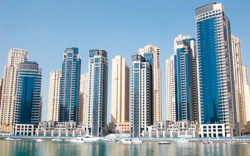 الصورة: 5.6 مليارات درهم تصرفات عقارات دبي في أسبوع