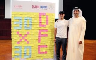 الصورة: مدارس دبي تقبل «التحدي» بـ 900 فكرة