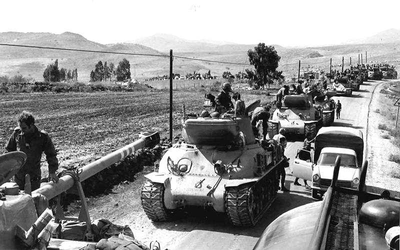 حرب أكتوبر شملت الكثير من جوانب الخديعة. أرشيفية
