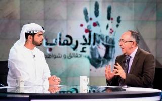 الصورة: «الإرهاب.. حقائق وشواهد» يتناول علاقة الدوحة بـ «جبهة النصرة» في سورية