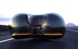 """الصورة: بالفيديو.. """"ذا فلوت"""" سيارة مبتكرة تستخدم تقنية الرفع المغناطيسي"""